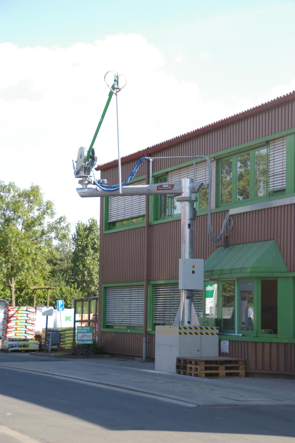 Probenehmer PSL 6000 in Fürth