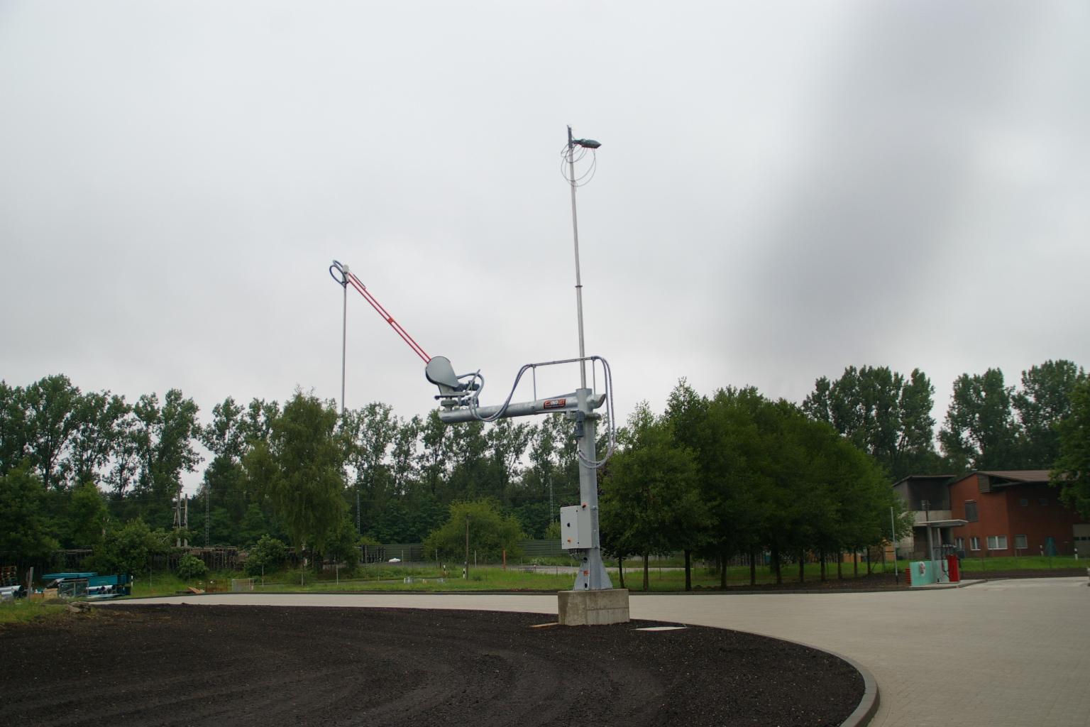 Probenehmer PSL 6000: Neubau