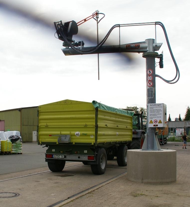 Probenehmer PSL 6000 Neuenmarkt